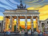 Malen nach Zahlen - Berlin