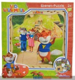 "Leo Lausemaus ""Holz-Ebenen-Puzzle"" - 32-tlg."