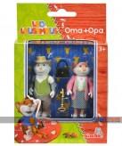 "Leo Lausemaus ""Oma & Opa Figuren-Set"" - 4-tlg."
