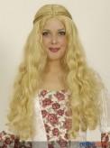 """Perücke """"Edelfrau"""" - blond"""