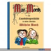 """Lesebuch """"Max und Moritz"""""""