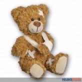 """Plüsch-Bär """"Patientenbär verletzt"""" 30 cm"""