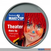 Theater Make-Up / Schminke 25g - grau