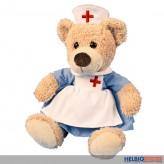 "Plüsch-Bär ""Krankenschwester"" - 18 cm"