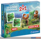 "Disney - Edu Kit 2-in-1: Memo+Puzzle ""Arlo & Spot"""