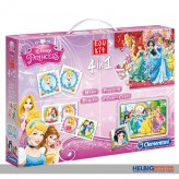 "Disney - Edu Kit 4-in-1 ""Princess"""