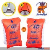 BEMA - Schwimmärmel / Schwimmflügel - Gr. 00 (bis 11 kg)