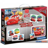 "Disney - Edu Kit 4-in-1 ""Cars 3"""