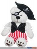 "Plüsch-Bär ""Pirate"" - 30 cm"