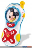 "Baby-Handy ""Mickey"" - mit Licht- & Soundfunktion"
