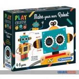 "Kreativ-Spielset ""Play Creative - Make your own Robot"""