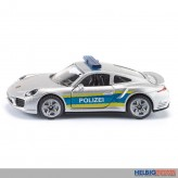 "Siku 1528 - Autobahn-Polizei-Fahrzeug ""Porsche 911"""