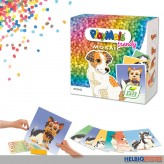 "PlayMais - Trendy Mosaic ""Hund/Dog"""