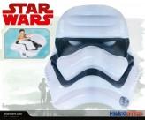 """Star Wars - Luftmatratze """"Sturmtruppen-Helm"""" 108 cm"""