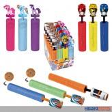 """Schaumstoff-Wasserpistole """"Hasbro & Nerf"""" 26 cm - 4-sort."""