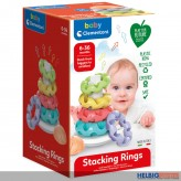 """Baby-Spielzeug """"Stapelringe - Stacking Rings"""""""