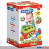 Baby-Formensortierbox