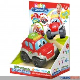 "Baby-Fahrzeuge ""Polizei & Off-Road & Racing"" m. L&S - 3-sort"