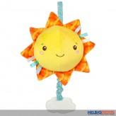 """Baby-Plüsch-Spieluhr """"Soft Sun - Sonne"""""""