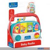 """Kleinkinder-Radio """"Baby Radio"""" mit Licht & Sound"""