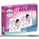 """Memo-Spiel """"Nella - The Princess Knight"""" Nickelodeon"""