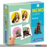"""Memo-Spiel gr. """"Puppies / Tier-Baby"""" 80 Karten"""