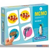 """Memo-Spiel """"Seaworld / Meerestiere"""""""