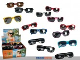 "Kinder-Sonnenbrille ""UV 400"" - 12-sort."