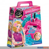 "Fashion-Kreativ-Set ""Crazy Chic - Glitter Tattoos"""