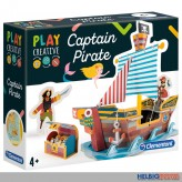 "Kreativ-Spielset ""Play Creative - Piratenschiff"""