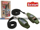 Scout - Signalpfeife mit LED-Licht