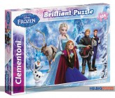 "Brilliant Puzzle - Disney ""Frozen-Die Eiskönigin"" 104 Teile"
