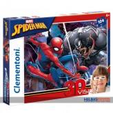"3D Vision Puzzle - Marvel ""Spider-Man"" 104 Teile"