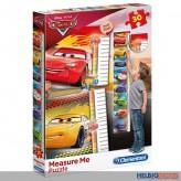 """Messlatten-Puzzle - Disney """"Cars"""" 30 Teile"""