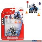 "Polizei Motorrad-Set ""Police Bike Set"" - 5-tlg."