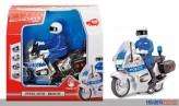 """Polizei-Motorrad """"SOS Police Bike"""" mit Licht & Sound"""