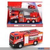 """Feuerwehr-Auto """"Fire Engine"""" - sort."""