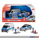 """Polizei-Set """"SOS Police Squad"""" mit Licht & Sound"""