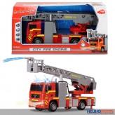 """Feuerwehr-Auto """"City Fire Engine"""" L&S - mit 3 Funkt."""