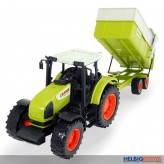 "Farm Traktor mit Anhänger ""Claas Ares Set"""