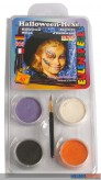 "Profi-Aqua Make-up - Set ""Halloween-Hexe"""