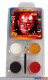 "Profi-Aqua Make-up - Set ""Diabolo"""