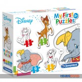 "Disney - 4 in 1 Formen-Puzzle ""My First Puzzles"""