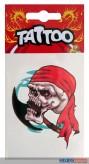"""Tattoo """"Piratenmotive"""""""