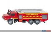 Siku 2109 - Mercedes Zetros Feuerwehr