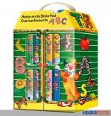 """Kinderbuch """"Meine erste Bibliothek - Zahlen & ABC"""" 2-sort."""
