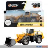 "Baufahrzeug aus Metall ""Constuction Bulldozer"""