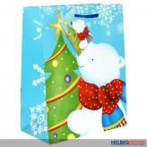 """Geschenktüte kl. Kinder """"Weihnachten"""" - sort."""