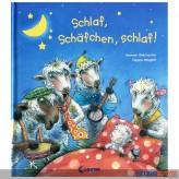 """Bilderbuch """"Schlaf, Schäfchen, schlaf!"""""""