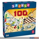 """Spielesammlung """"Spiele"""" - 100 Spielmöglichkeiten"""
